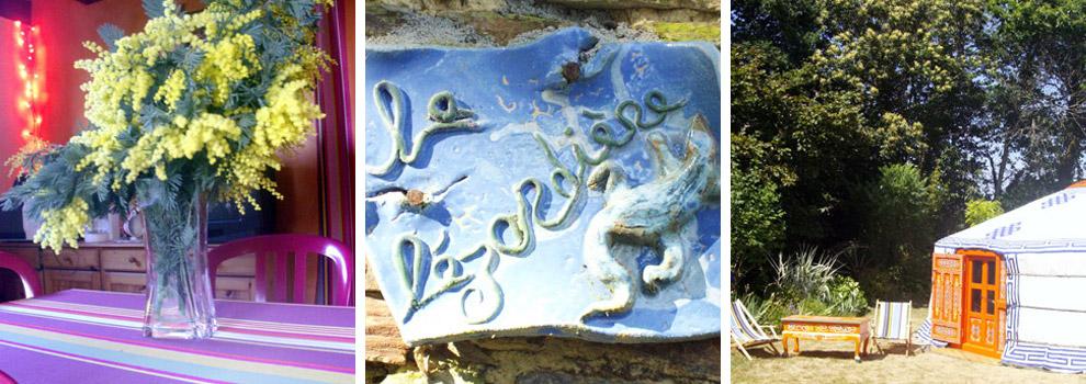 Yourte Bretagne